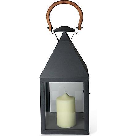 CULINARY CONCEPTS Venetian medium zinc lantern