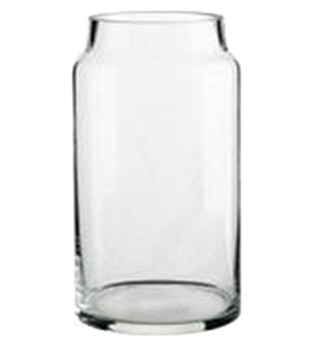 TINEKHOME High glass storage jar