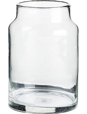 TINEKHOME Glass storage jar