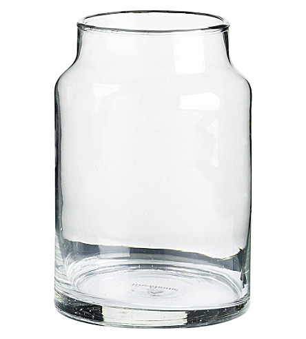 TINEKHOME Glass storage jar