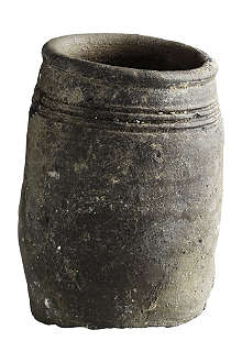 TINEKHOME Clay Viet jar