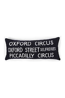London Destination cushion