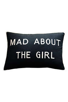 BARBARA COUPE Mad About The Girl cushion