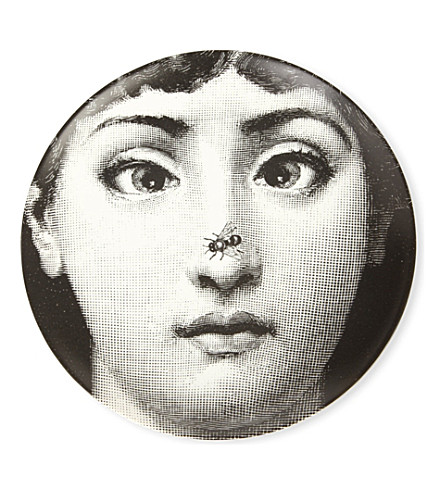 FORNASETTI T&V wall plate
