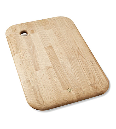 TOM DIXON Chop rectangle board 60cm