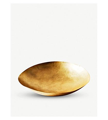 TOM DIXON Form set of five small bowls