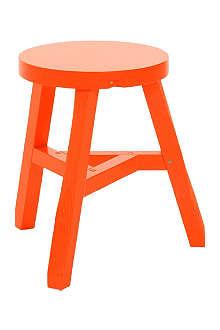 TOM DIXON Offcut fluoro stool