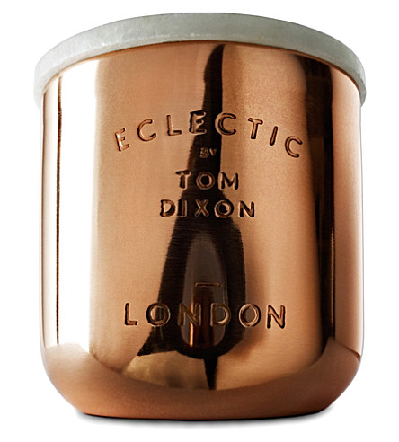 TOM DIXON London scented candle