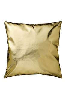BLOOMINGVILLE Gold cushion