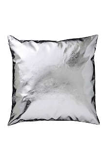 BLOOMINGVILLE Silver cushion