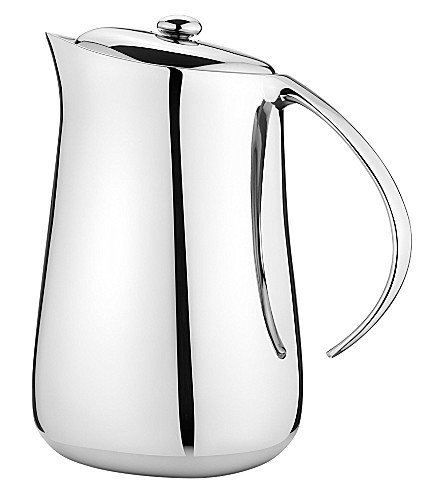 GEORG JENSEN Helena stainless steel coffee press
