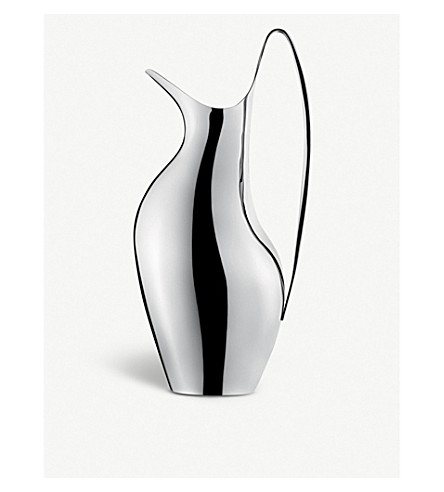 GEORG JENSEN Henning Koppel stainless steel pitcher 1.2L