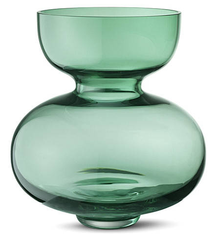 GEORG JENSEN Alfredo glass vase
