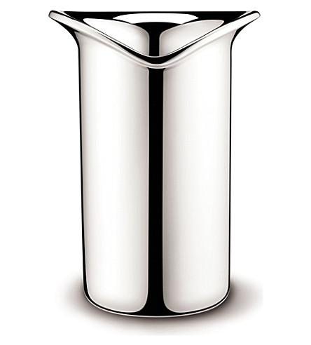 GEORG JENSEN Stainless steel wine cooler