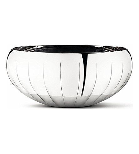 GEORG JENSEN Legacy stainless steel bowl