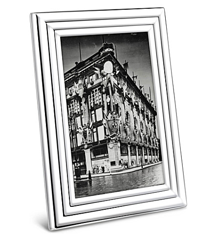 GEORG JENSEN Legacy picture frame 10x15 cm