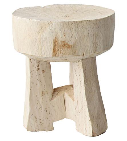 URBAN NATURE CULTURE Duka wooden stool