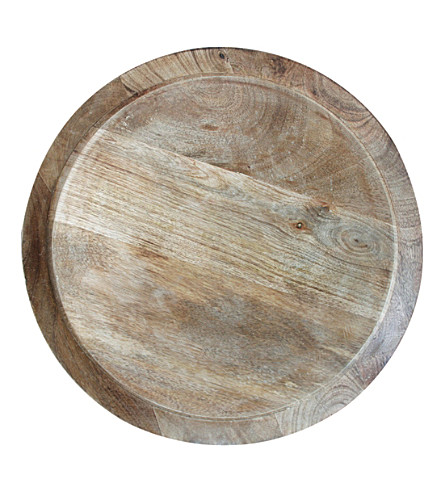 URBAN NATURE CULTURE Porto mango wood serving tray 42cm