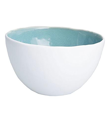 URBAN NATURE CULTURE Urban Nomad Ocean Blue ceramic bowl 14 cm