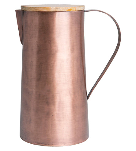 URBAN NATURE CULTURE Mangal copper jug