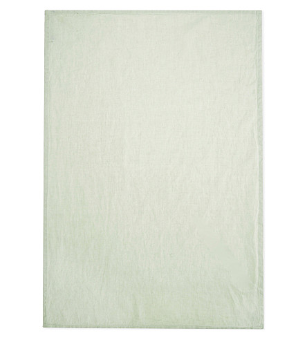 URBAN NATURE CULTURE Linen tea towel