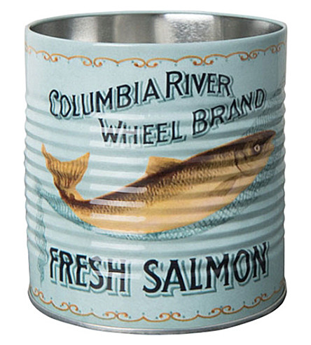 URBAN NATURE CULTURE Fresh Salmon tin canister
