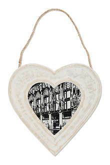 CONTAINER GROUP Hanging heart frame