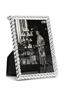 CONTAINER GROUP Twist edge photo frame 2x3
