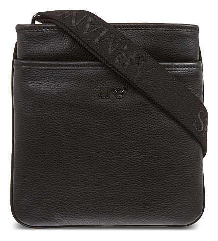 ARMANI JEANS Cross-body bag (Black