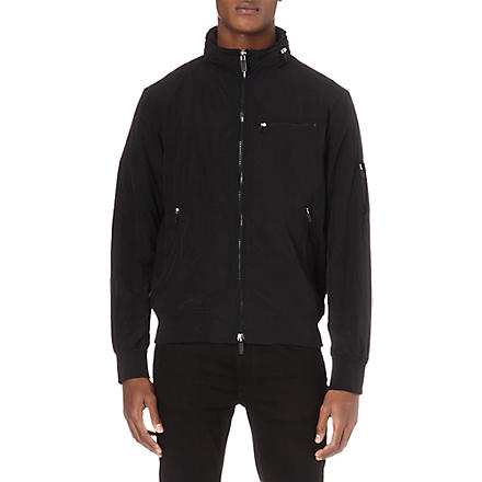 ARMANI JEANS Four-pocket jacket (Black