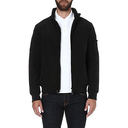 ARMANI JEANS Bomber jacket (Black