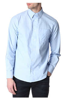 ARMANI JEANS Oxford regular-fit shirt