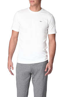 ARMANI JEANS Chest logo t-shirt