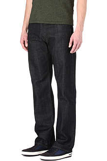 ARMANI JEANS J07 loose-fit straight jeans