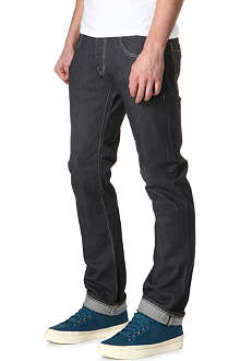 ARMANI JEANS J08 straight slim-fit jeans