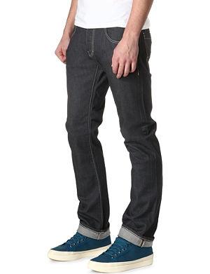 ARMANI JEANS J08 straight slim-fit jeans