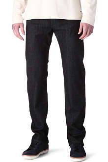 ARMANI JEANS J31 regular-fit high-waist jeans