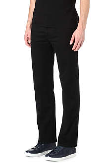 ARMANI JEANS Regular-fit straight jeans 30