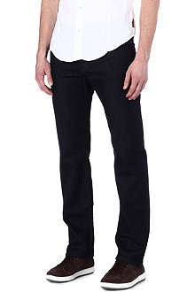 ARMANI JEANS Slim-fit straight jeans