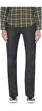 ARMANI JEANS J12 tonic regular-fit straight jeans