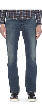 ARMANI JEANS J12 regular-fit straight jeans