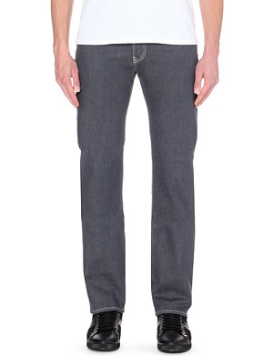 ARMANI JEANS J21 L34 regular-fit straight jeans