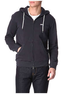 ARMANI JEANS Zip-up hoody