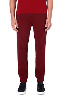 ARMANI JEANS Logo jogging bottoms