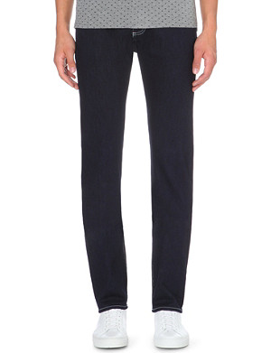 ARMANI JEANS J84 regular-fit straight jeans