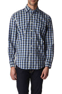 ARMANI JEANS Gingham Check shirt