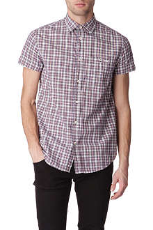 ARMANI JEANS Checked shirt