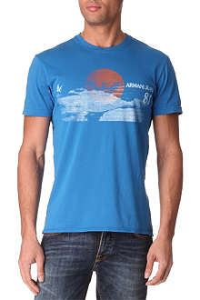 ARMANI JEANS Sunset t-shirt