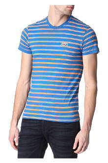 ARMANI JEANS Striped t-shirt