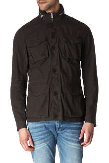 ARMANI JEANS Cotton jacket